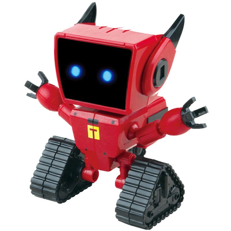 【付邮体验】熊出没coco机器人小铁之探险日记迷你声光正版玩具