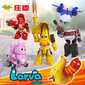 正版机甲玩具 爆笑虫子周边
