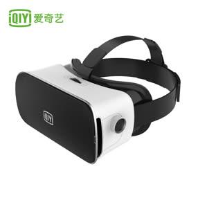 爱奇艺VR 小阅悦Plus升级版 智能 vr眼镜 3D头盔 支持全面屏手机